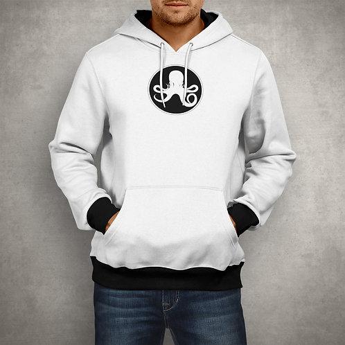 Men's Hoodie (White)