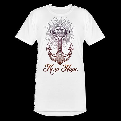Long Shirt Keep Hope Herren