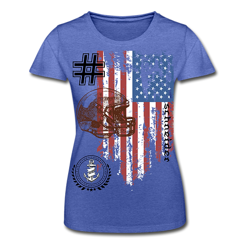 U.S.A. Sport Shirt Damen