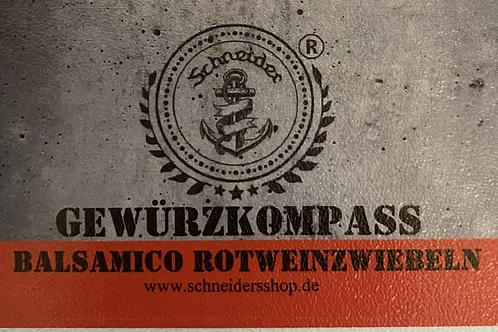 Balsamico Rotweinzwiebeln