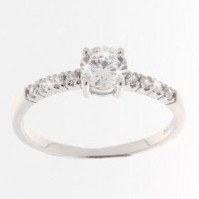 Damen Ring Verlobung