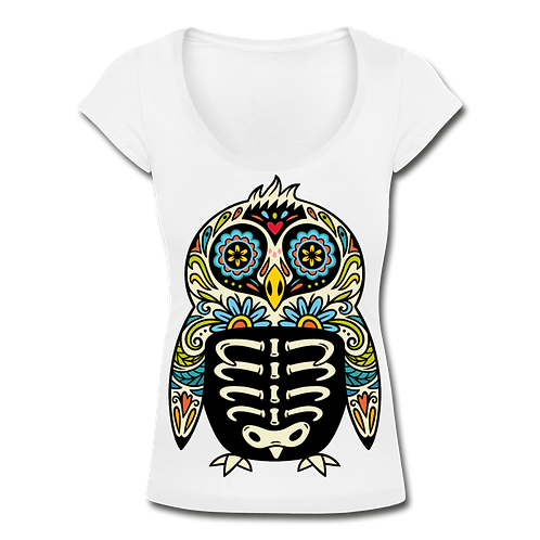Dead Owl Damen Shirt