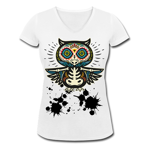 Owl Damen Shirt