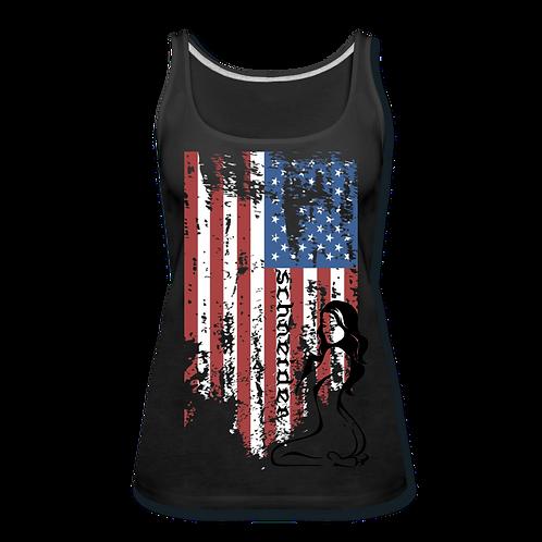 U.S.A Damen Tanktop