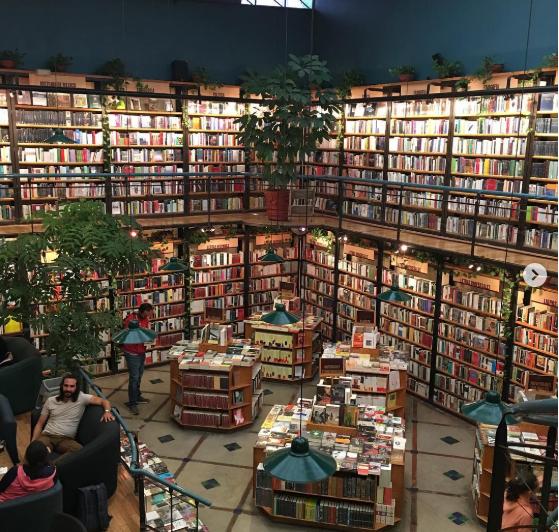Cafebrería El Péndulo - Ciudad de México