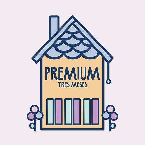 CLUB Nido Premium - 3 meses