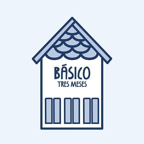 CLUB Nido Básico - 3 meses
