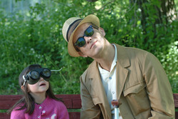 6. Hope and Dad watch the eclipse.jpg