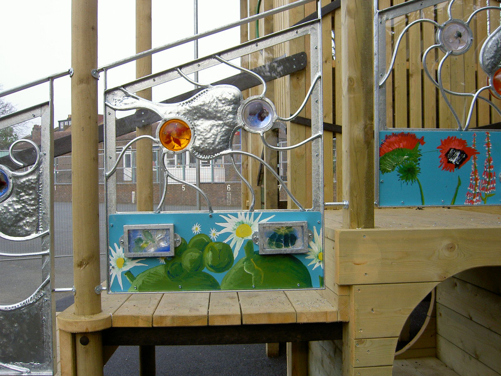 Eleanor Palmer Play Tower