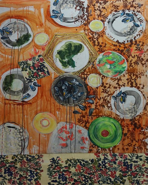 Plates Half Full 160x130cm.jpg