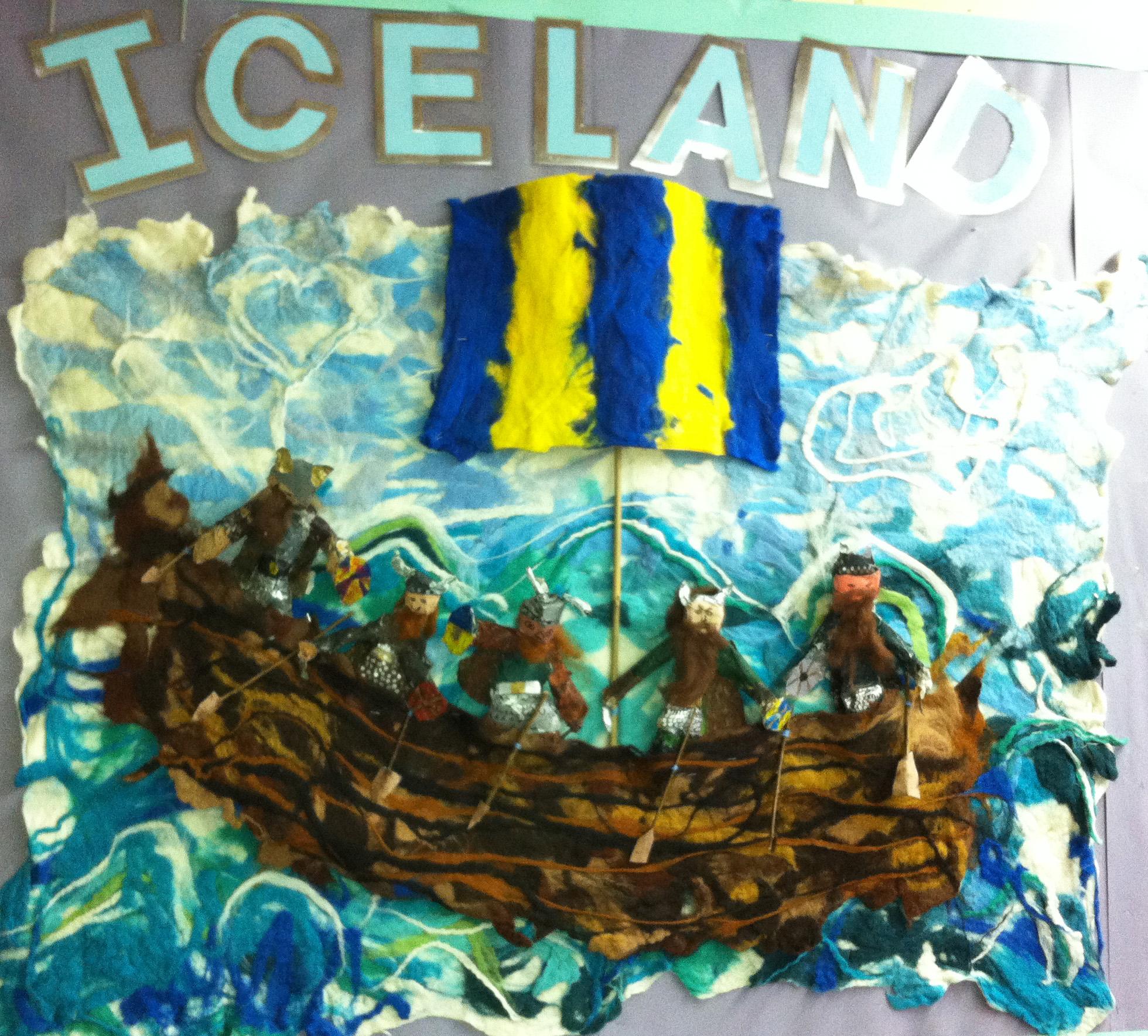Viking Felts
