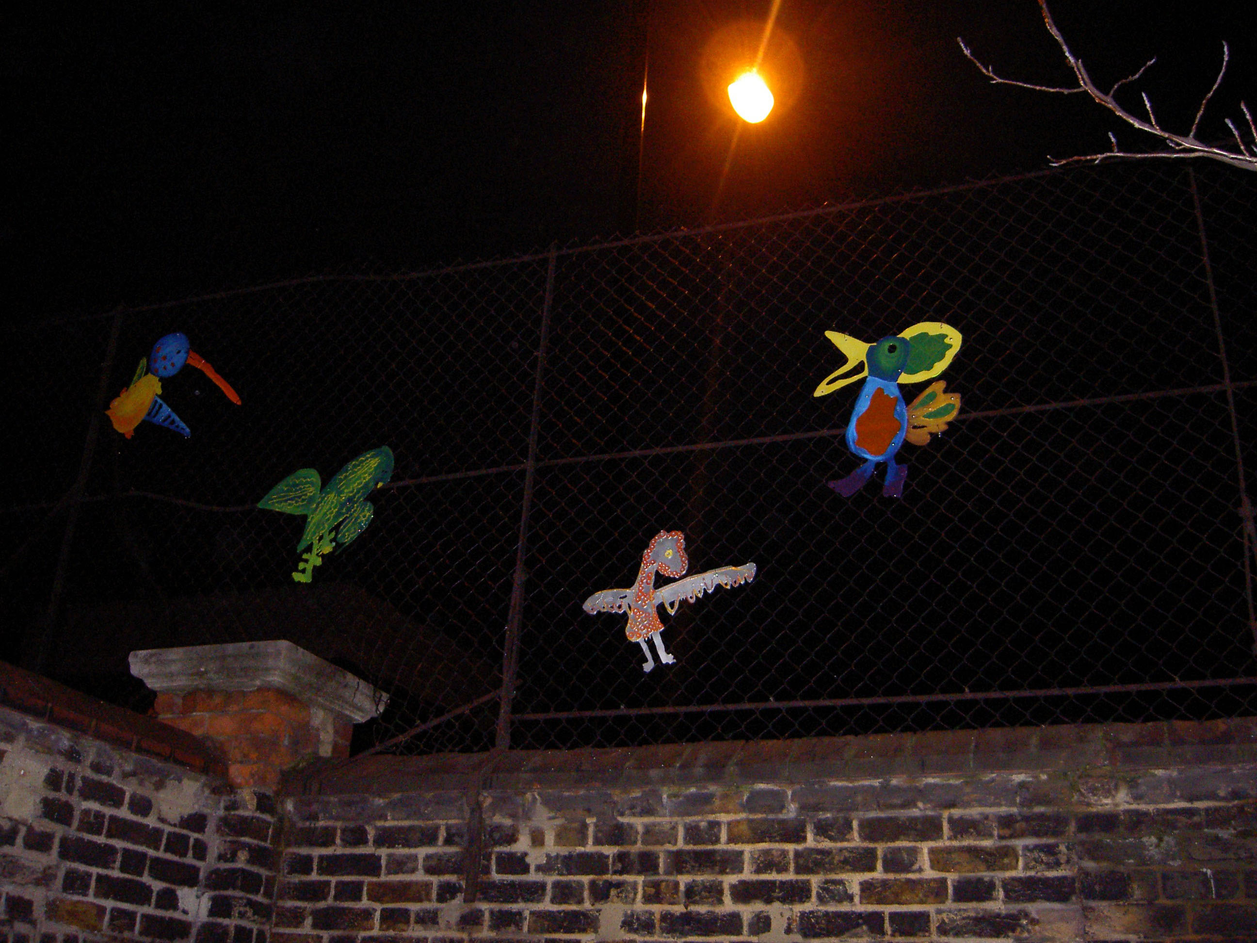 Bird Fence14