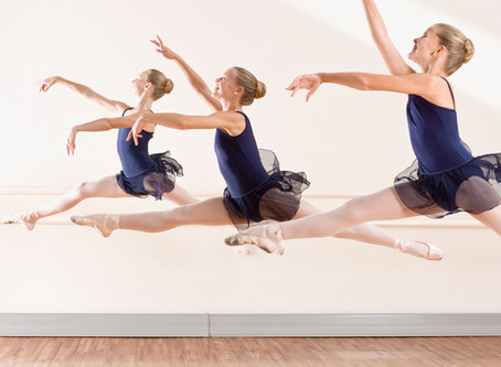 Dance Training and the Brain