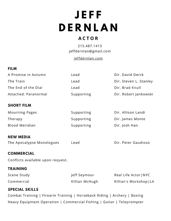 Jeff Dernlan Actor Resume .png