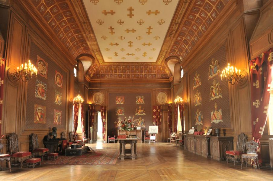 Salle des Etats de Lorraine
