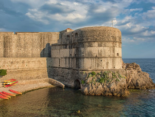 Images from Dubrovnik, Croatia