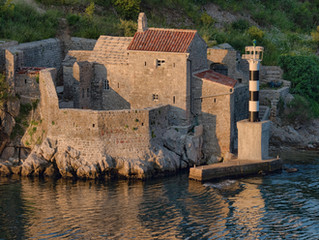 Lighthouses From Italy, Croatia and Montenegro