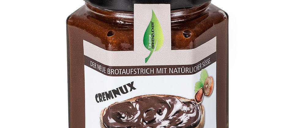 CRENUX 180 g crème noisette choc à tartiner
