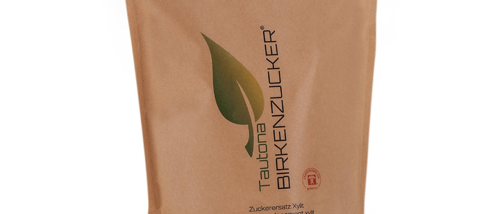 Sucre de bouleau Xylitol sac de recharge 1 kg