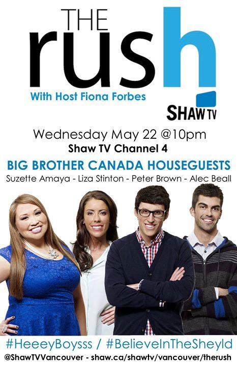 Facebook - TOMORROW NIGHT Catch Us On THE RUSH On ShawTV CH.jpg