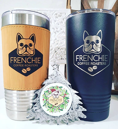 20 oz Insulated Cup with Lid