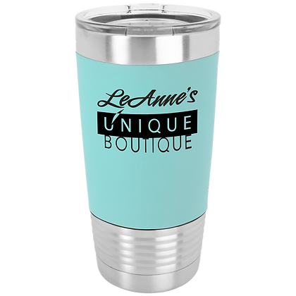 20 oz Silicone Wrapped Cup with Lid