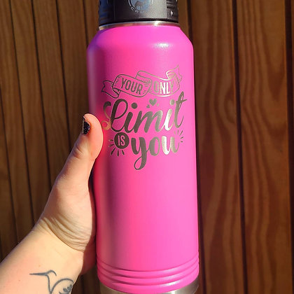 32 oz. Insulated Water Bottle
