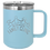 Thumbnail: 15 oz Insulated Mug with Lid