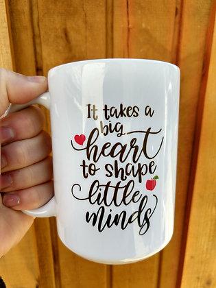 Shape Minds Coffee Mug