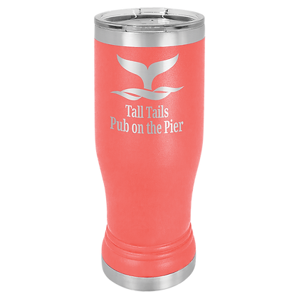 14 oz Insulated Pilsner Cup with Lid