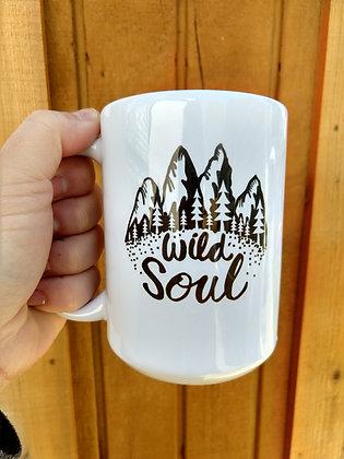 15 oz Wild Soul Mug