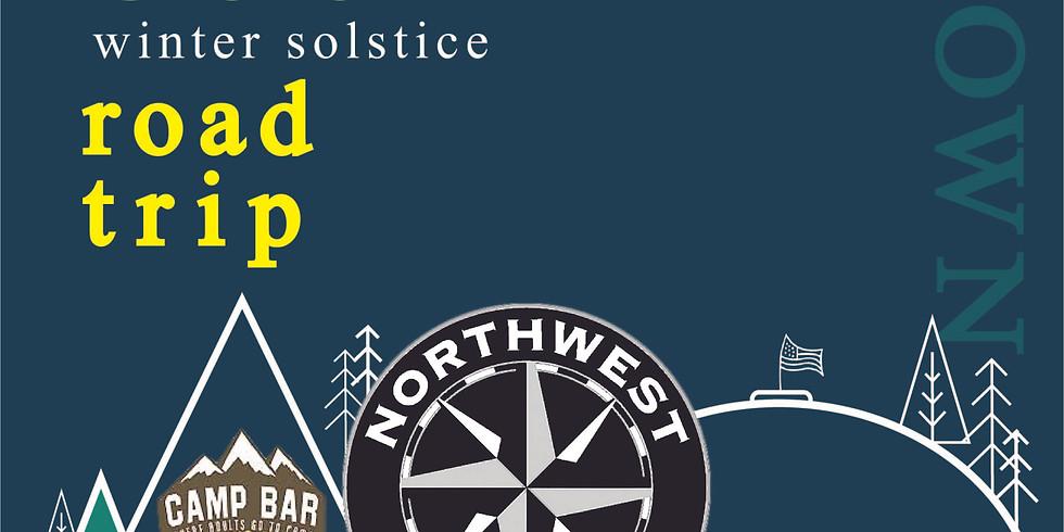 "2020 ""Do Good"" Winter Solstice Road Trip"