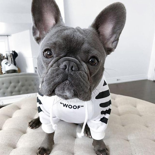 Retro Dog Hoodie