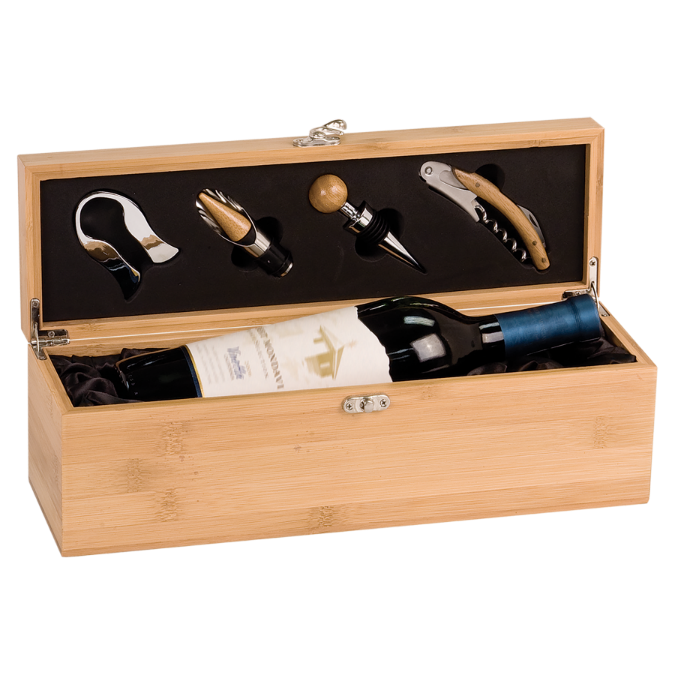 PERSONALIZED WINE SETS