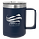 Thumbnail: 15 oz Insulated Mug with Lid