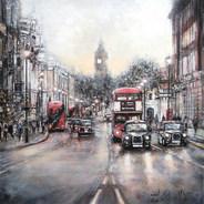 Whitehall traffic
