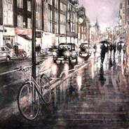Rainy night in Marylebone