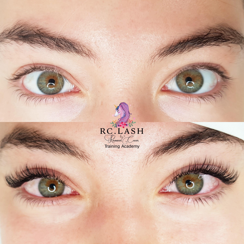 MINK Full Set Eyelash Extensions