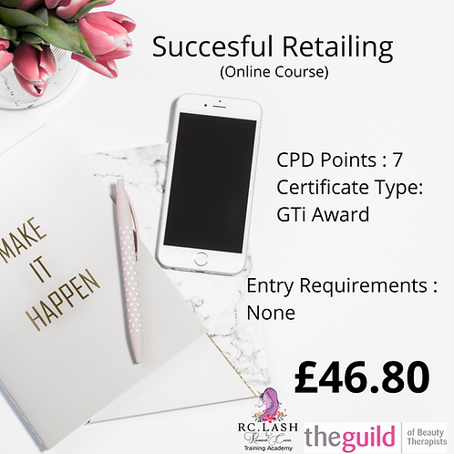 GTi Successful Retailing Online Course