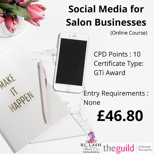 Social Media for Salon Businesses