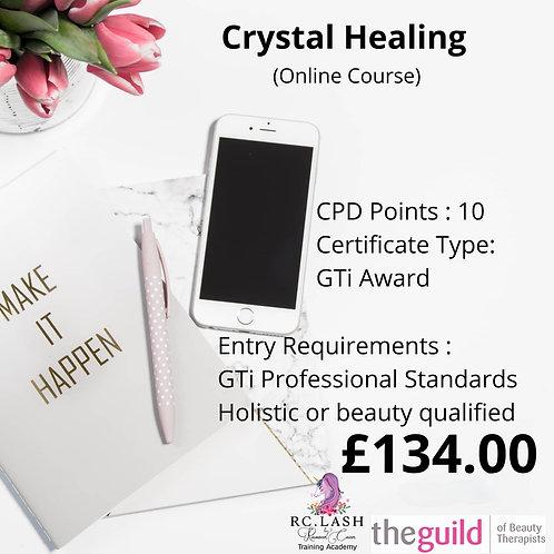 Crystal Healing GTi