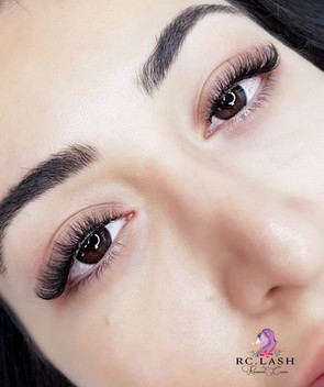 Russian Volume Natural Eyelash Extensions City Of London