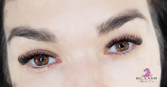 Russian Volume Full Eyelash Extensions City of London