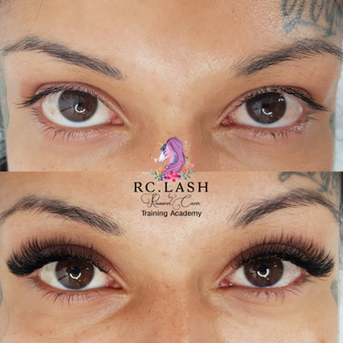 Russian Volume Eyelash Extensions City Of London