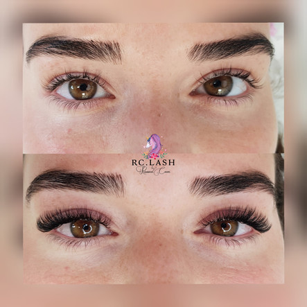 Russian Volume Eyelash Extensions Bank, City Of London