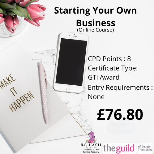 Starting Your Own Business|Salon Edition