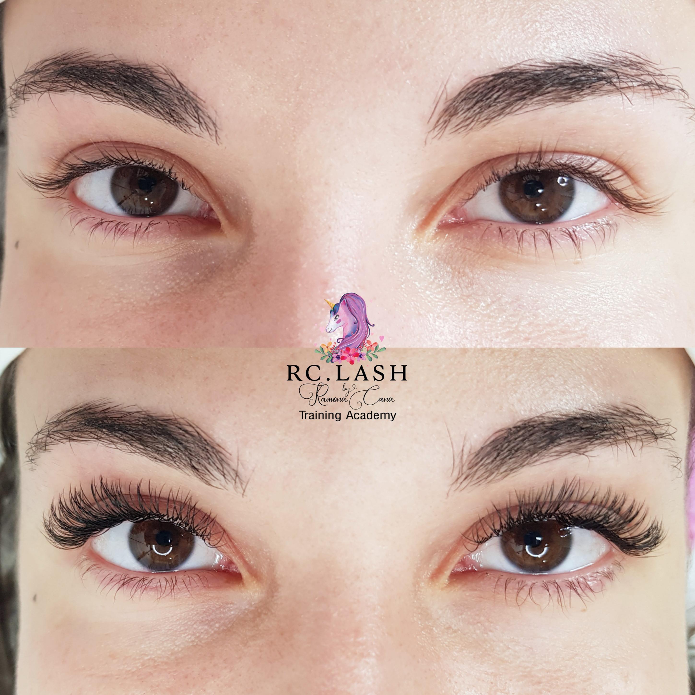 CASHMERE FULL SET Eyelash Extensions