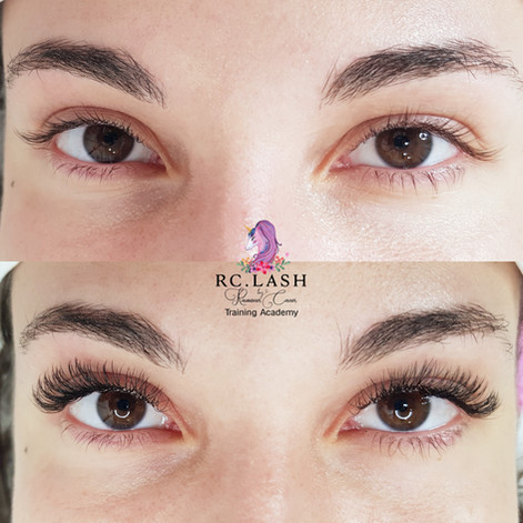 Individual Cashmere Eyelash Extensions City of London