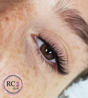 Russian Volume Eyelash Extensions Full Set