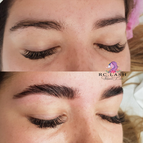 Brow Lamination/ Brows Services London